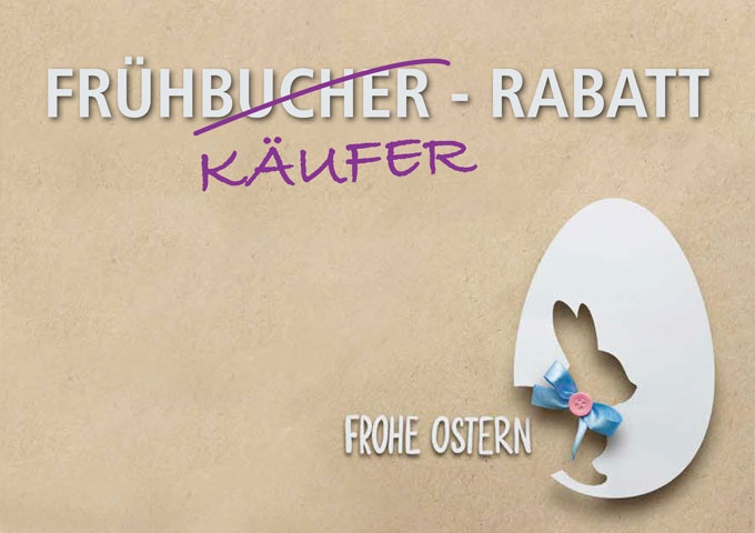 FRÜHBUCHER - RABATT