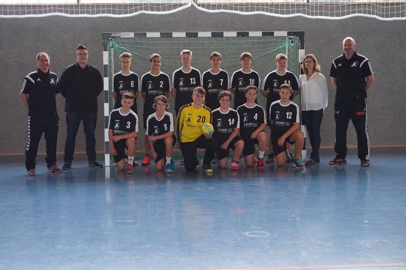 C-Jungend der Männer SV Jahn Bad Freienwalde